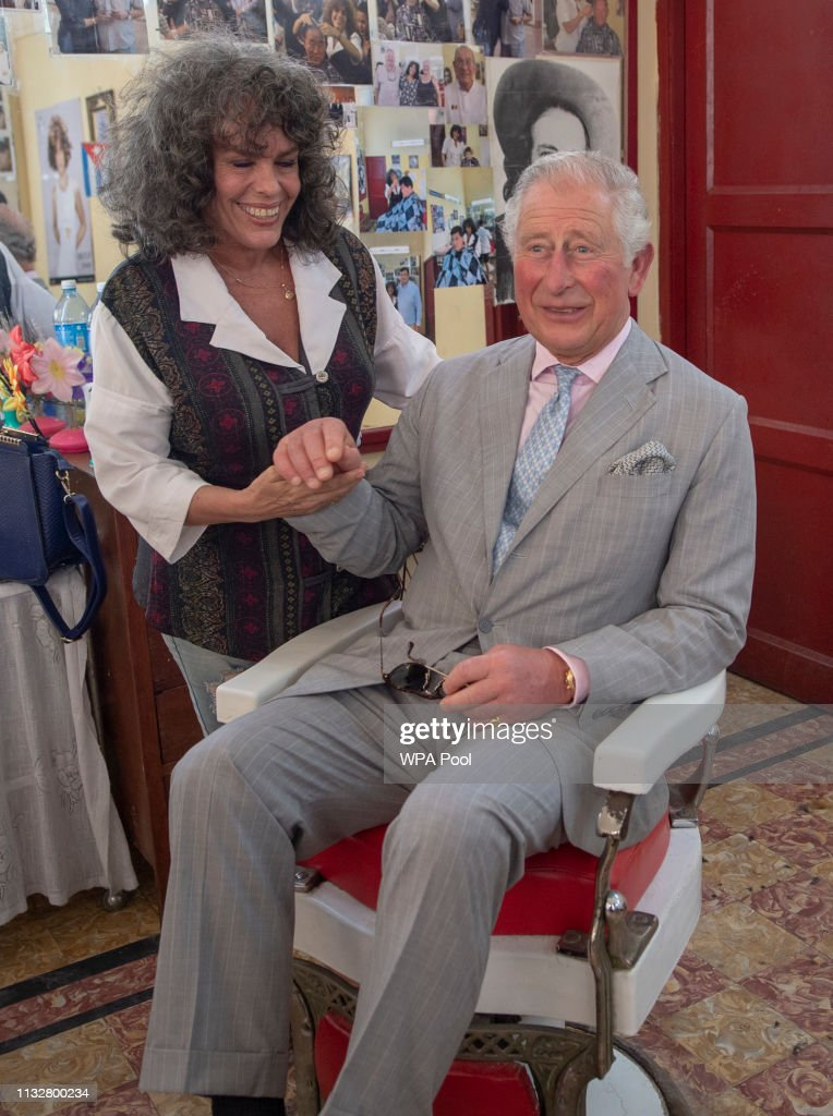 The Prince Of Wales And Duchess Of Cornwall Visit Cuba : ニュース写真