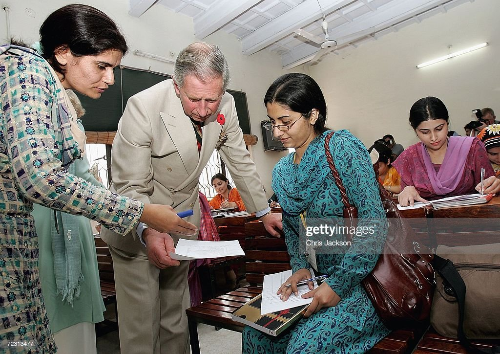 Prince Of Wales And Duchess of Cornwall Visits Pakistan - Day 3 : News Photo