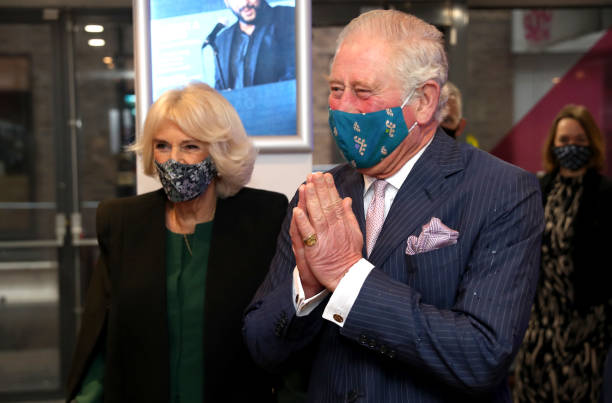 GBR: The Prince Of Wales And The Duchess Of Cornwall Celebrate London's Night Economy