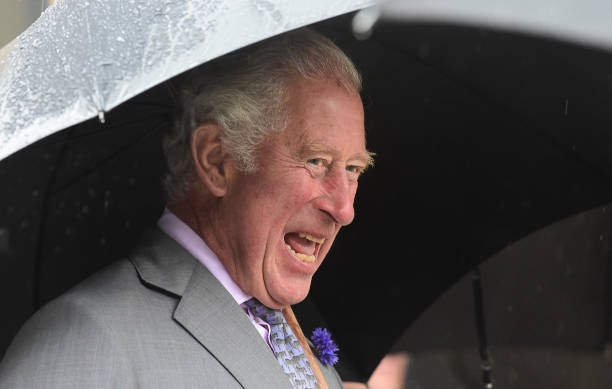 GBR: The Prince Of Wales Undertakes Engagements In Wales