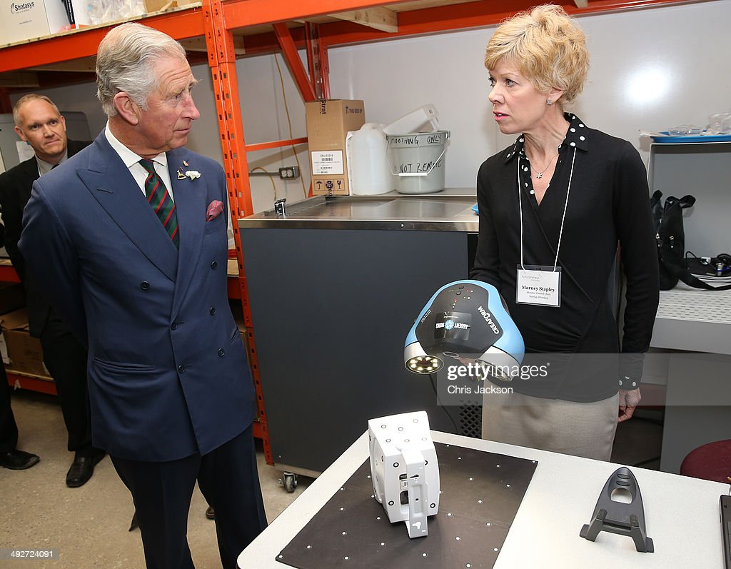 The Prince Of Wales And The Duchess Of Cornwall Visit Canada - Day 4 : News Photo