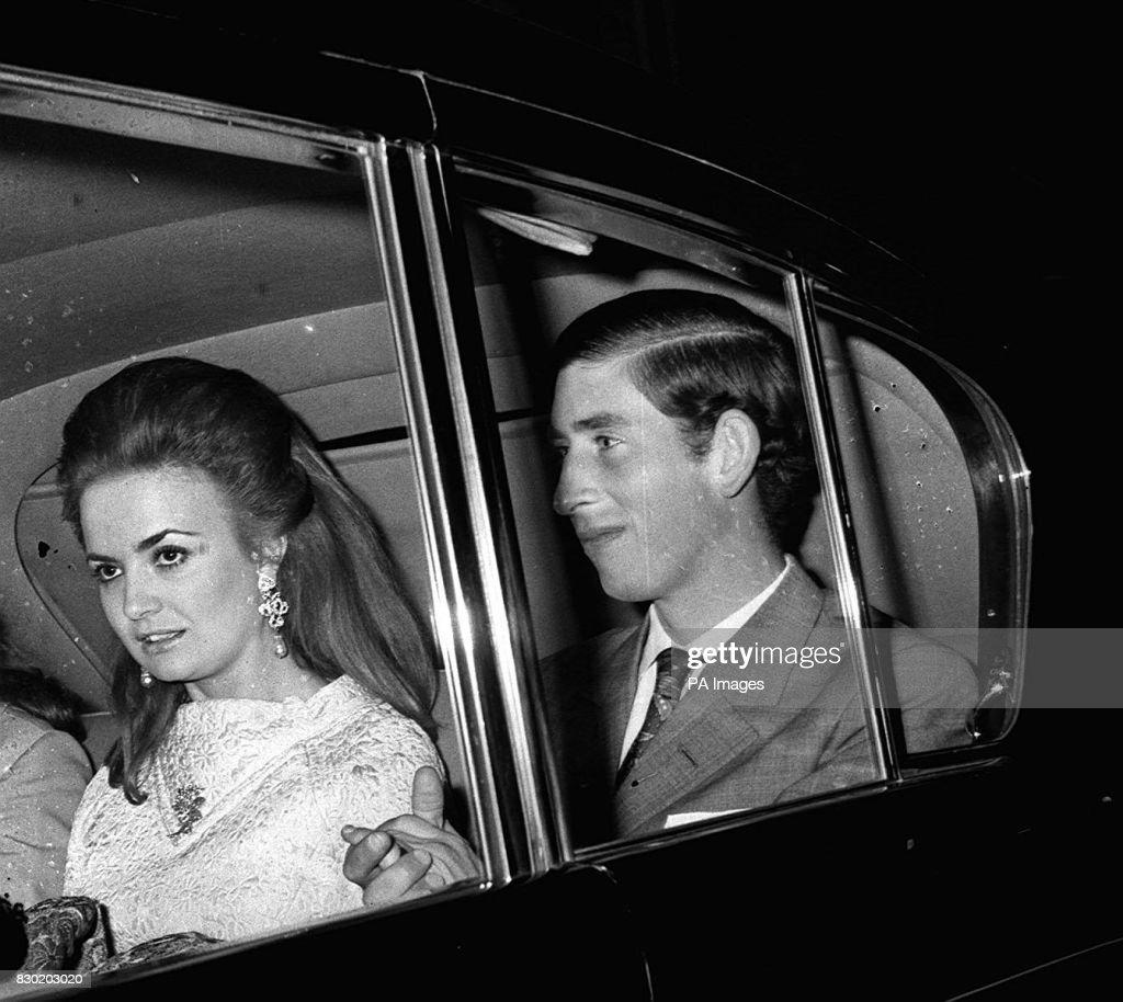 Prince Charles/Lucia Santa Cruz : News Photo