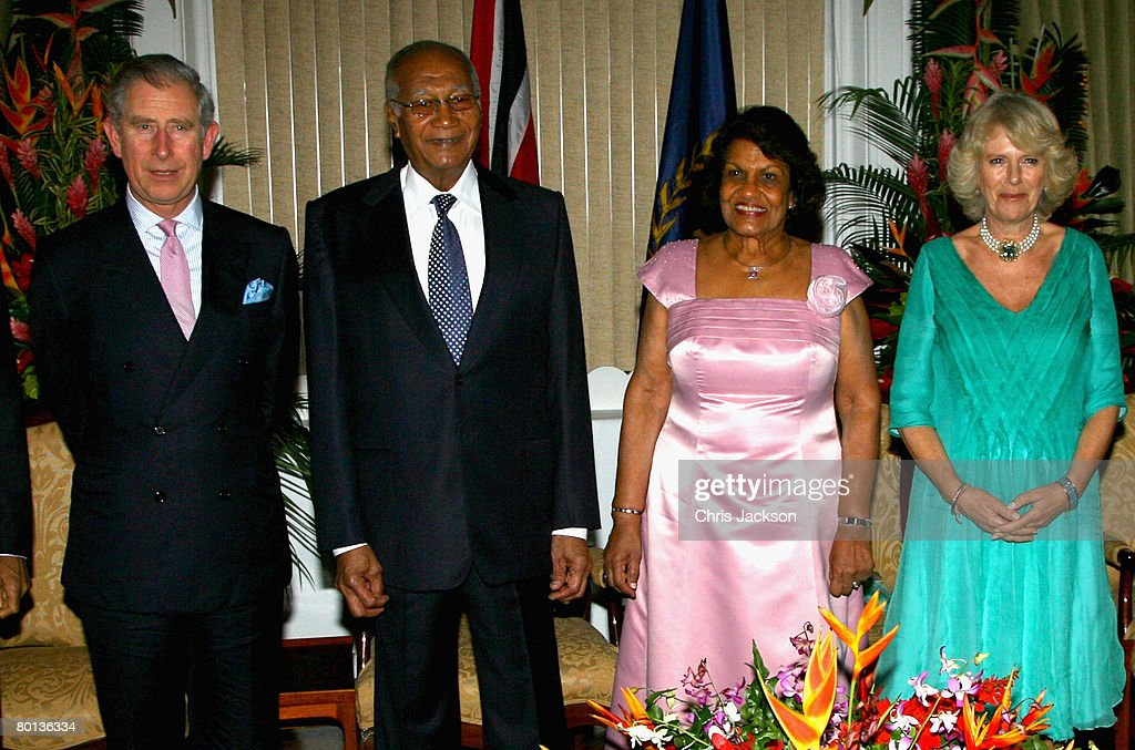 The Prince of Wales and Duchess of Cornwall Visit The Caribbean Day 2