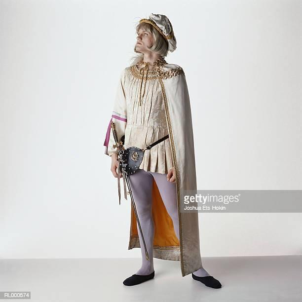 prince charming - renaissance stock-fotos und bilder