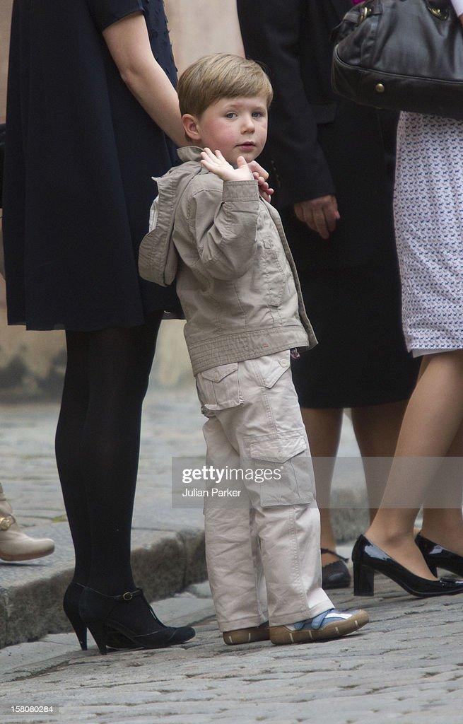 Royal Wedding Rehearsal - Stockholm : News Photo