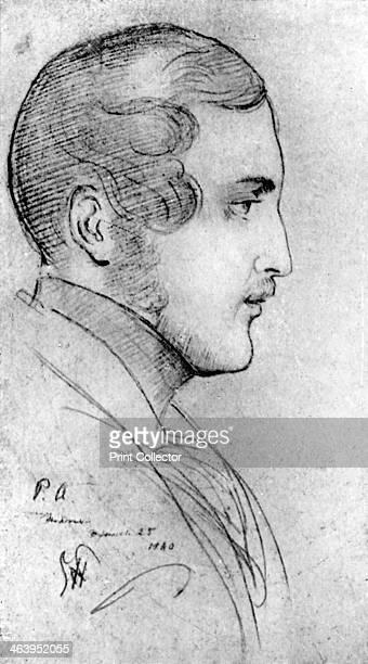 Prince Consort Albert husband and consort of Queen Victoria Albert died of typhus