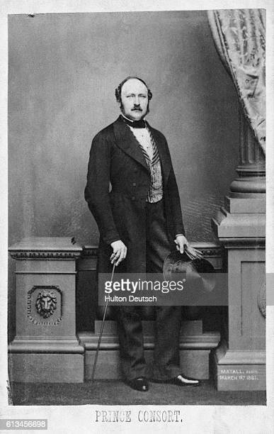 Prince Consort Prince Albert the husband of Queen Victoria