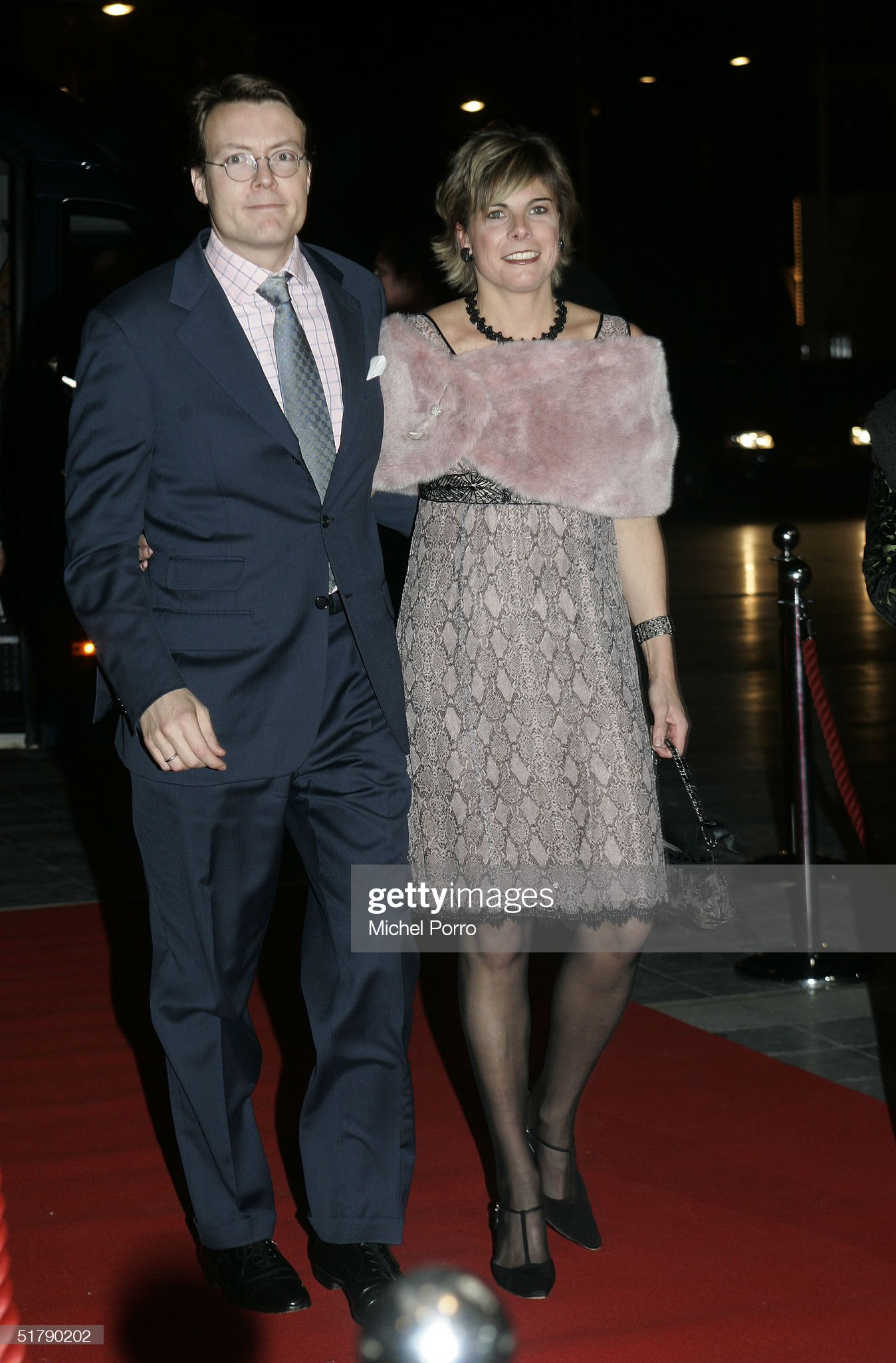 Dutch Royal Family Attend Dance Performance : News Photo