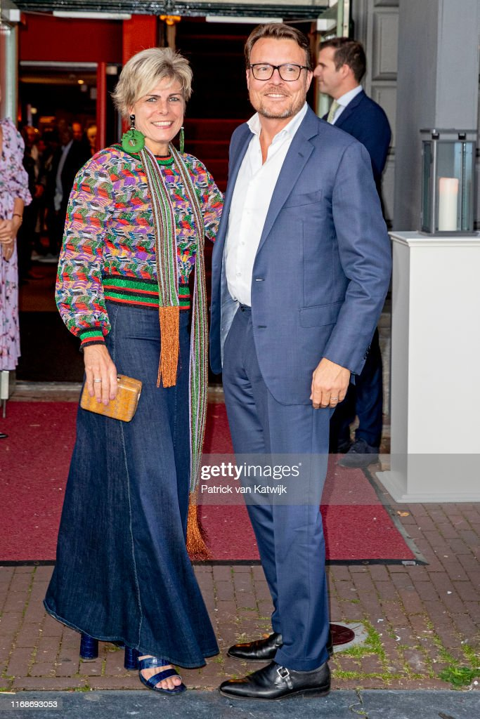 Dutch Royal Family Attends Princess Irene's Birthday : ニュース写真