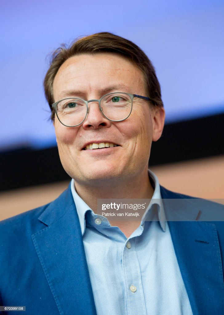 Prince Constantijn of the Netherlands