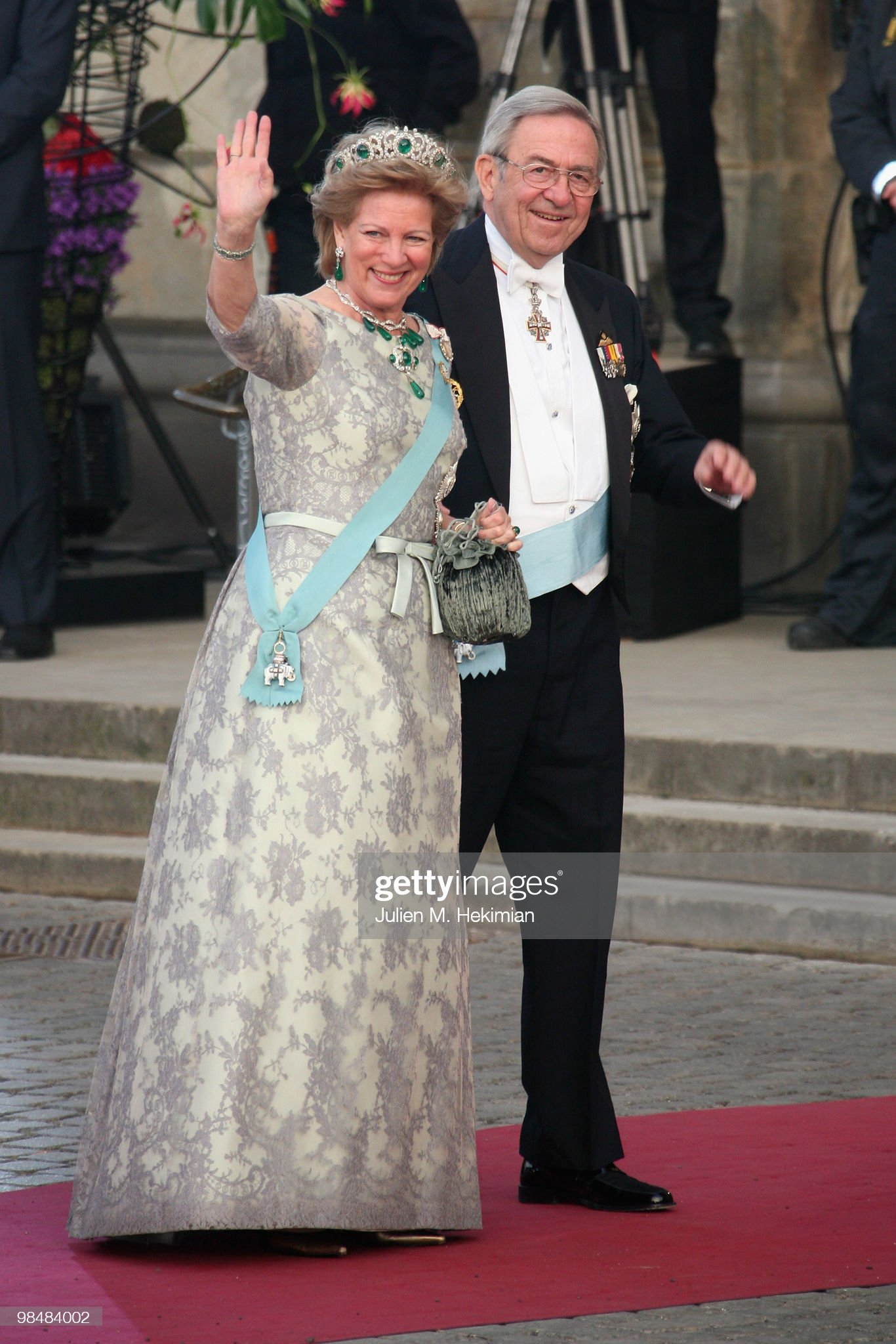 Gala Performance In Celebration Of Queen Margrethe's 70th Birthday : News Photo