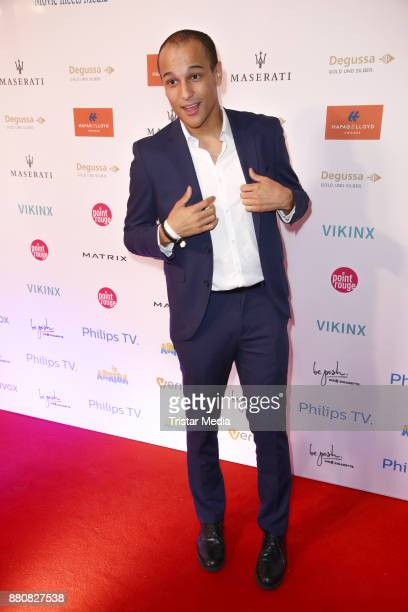 Prince Damien attends the Movie Meets Media event 2017 at Hotel Atlantic Kempinski on November 27 2017 in Hamburg Germany
