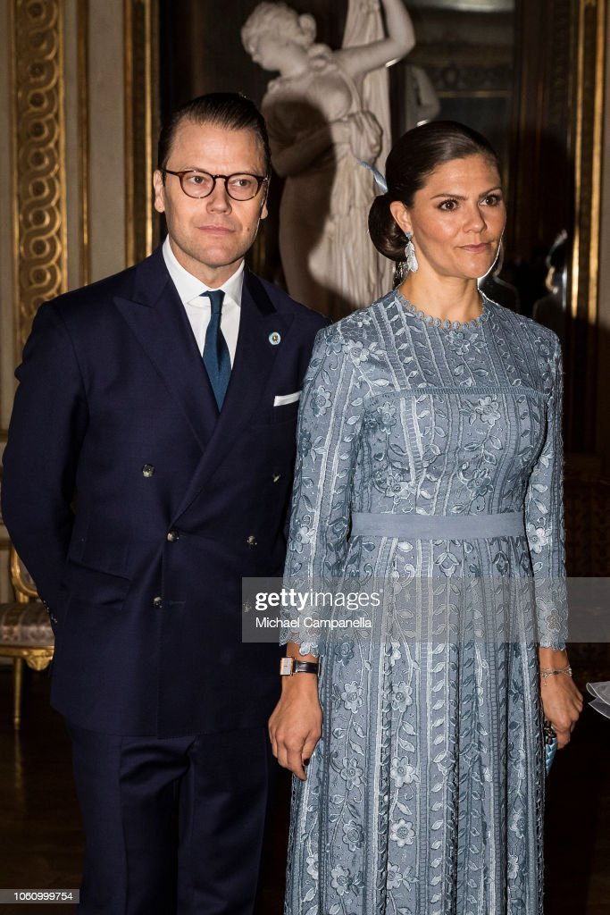 Italian State Visit To Sweden - Day One : News Photo