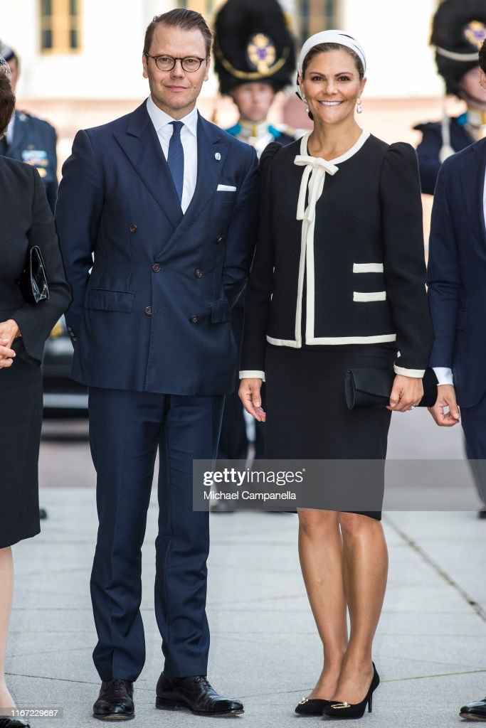 Swedish Royals Attend The Opening Of The Parliamentary Session : News Photo