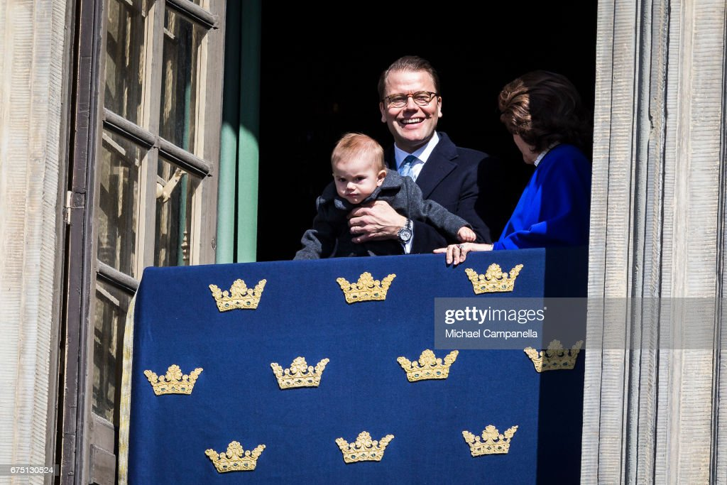 King Carl Gustav of Sweden's Birthday Celebrations