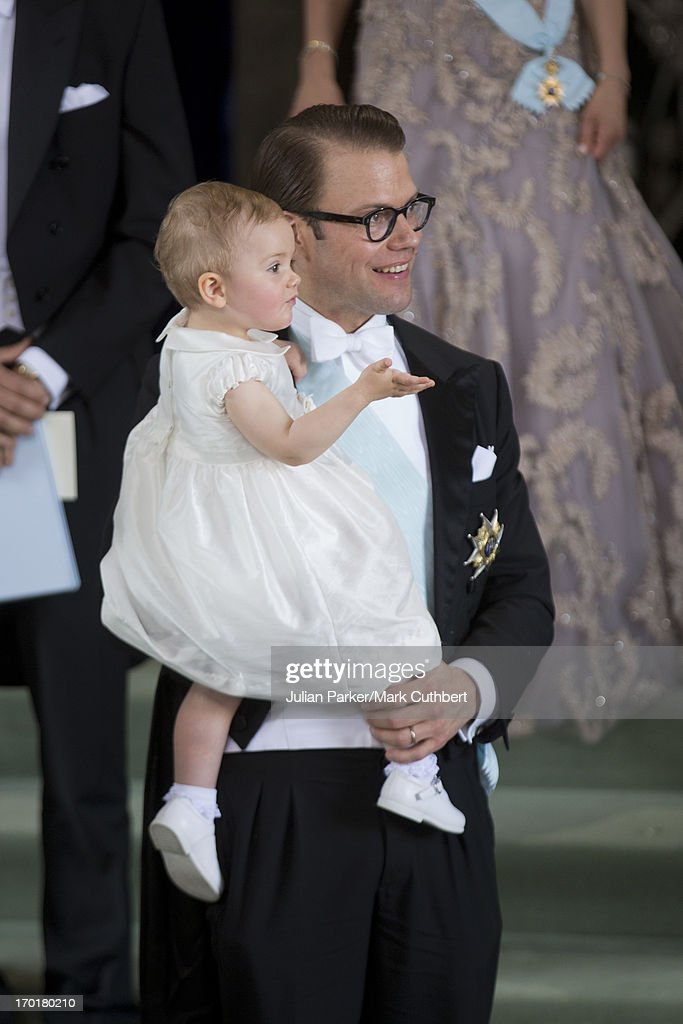 Wedding Of Princess Madeleine & Christopher O'Neill