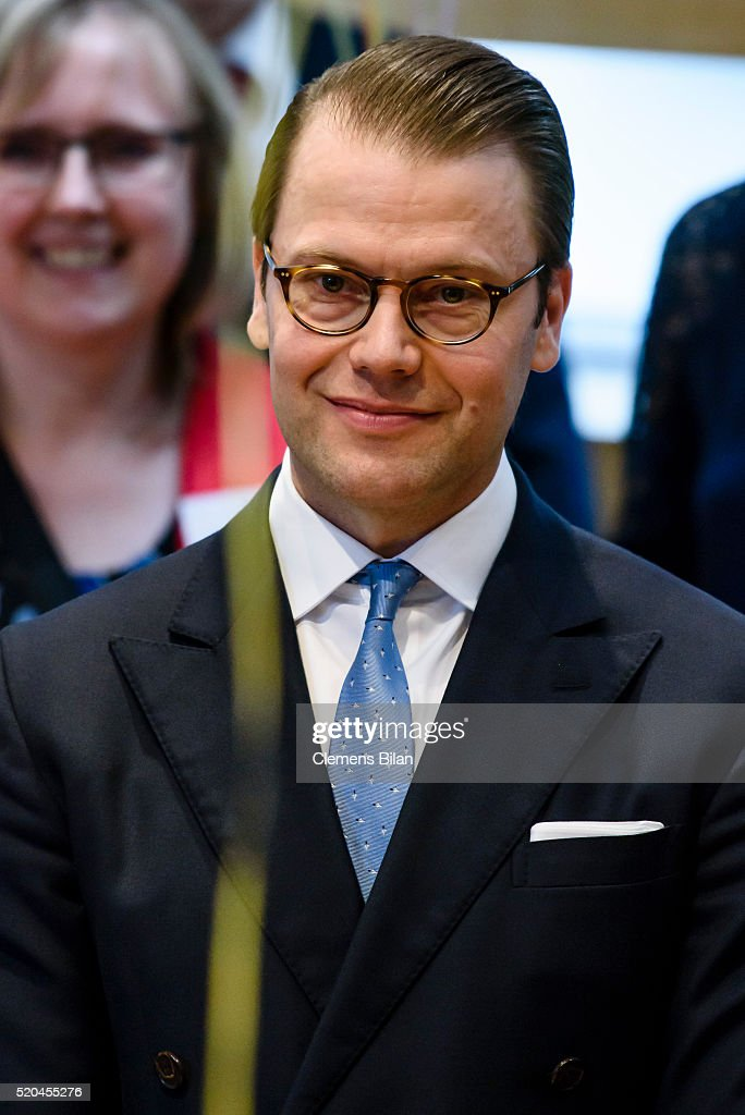 Prince Daniel Attends The Opening Of The Exhibition 'Frech, wild & wunderbar' In Berlin