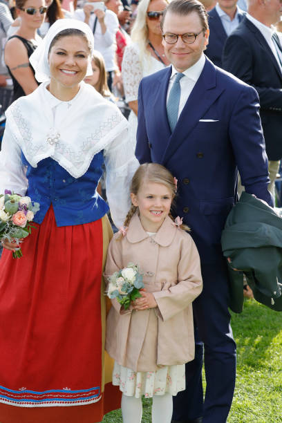 SWE: The Crown Princess Victoria of Sweden's 40th birthday Celebrations in Borgholm