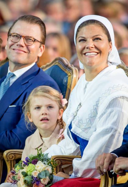 SWE: The Crown Princess Victoria of Sweden's 40th Birthday Celebrations in Stockholm