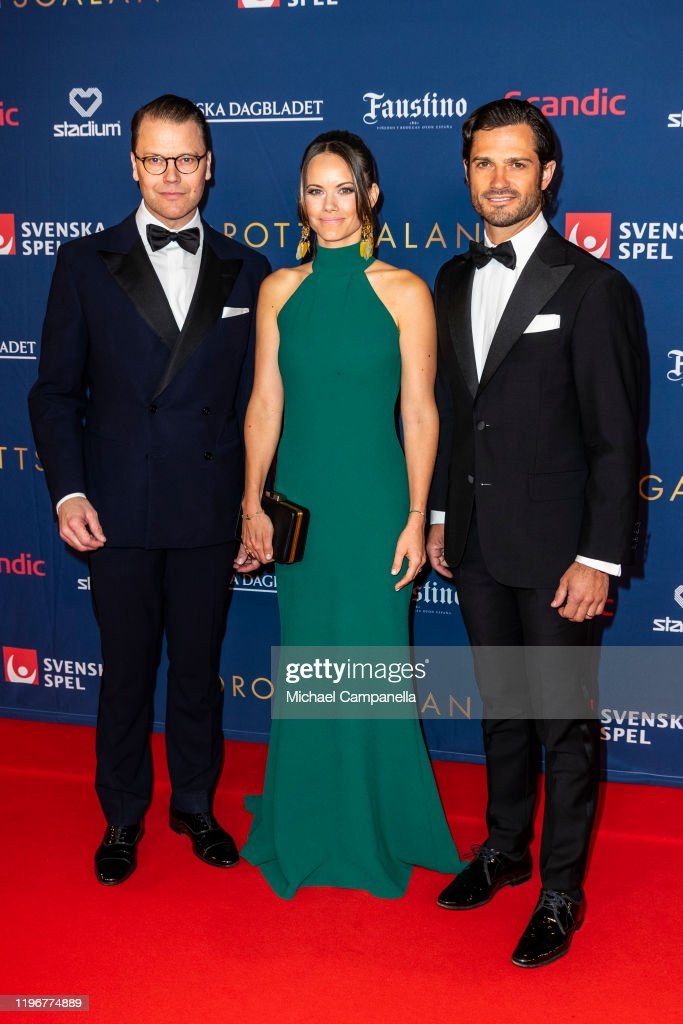 Sweden Sports Gala 2020 : News Photo