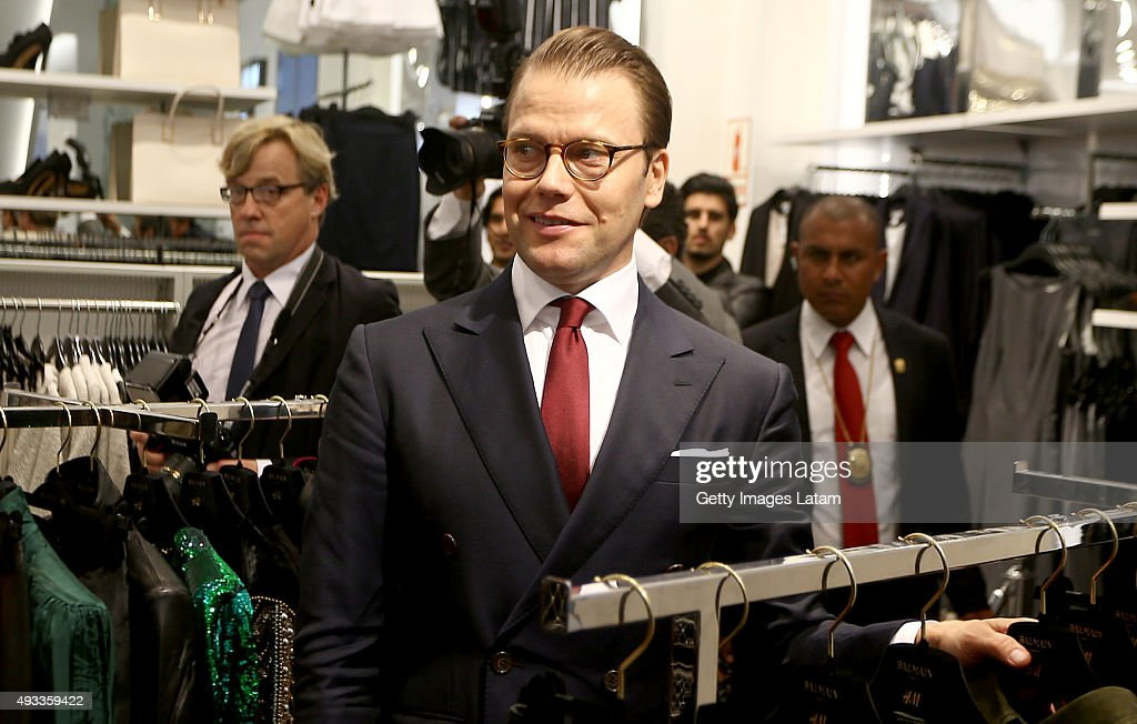 Swedish Royals Visit Peru : News Photo