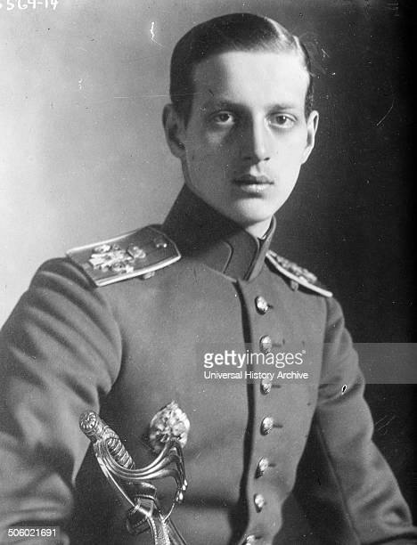 Prince Dimitri Alexandrovich of Russia was a son of Grand Duke Alexander Mikhailovich of Russia and Grand Duchess Xenia Alexandrovna of Russia He was...