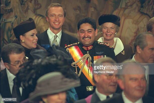Prince Dipendra of Nepal Princess MariaTeresa and Archduke/Duchess Christian of Hapsburg