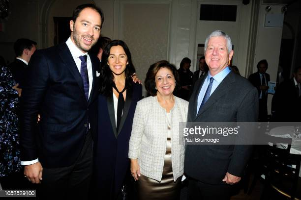 Prince Dushan of Yugoslavia Valerie DeMuzio Princess Katherine of Serbia and Prince Alexander of Serbia attend Lifeline New York Hosts Annual Benefit...