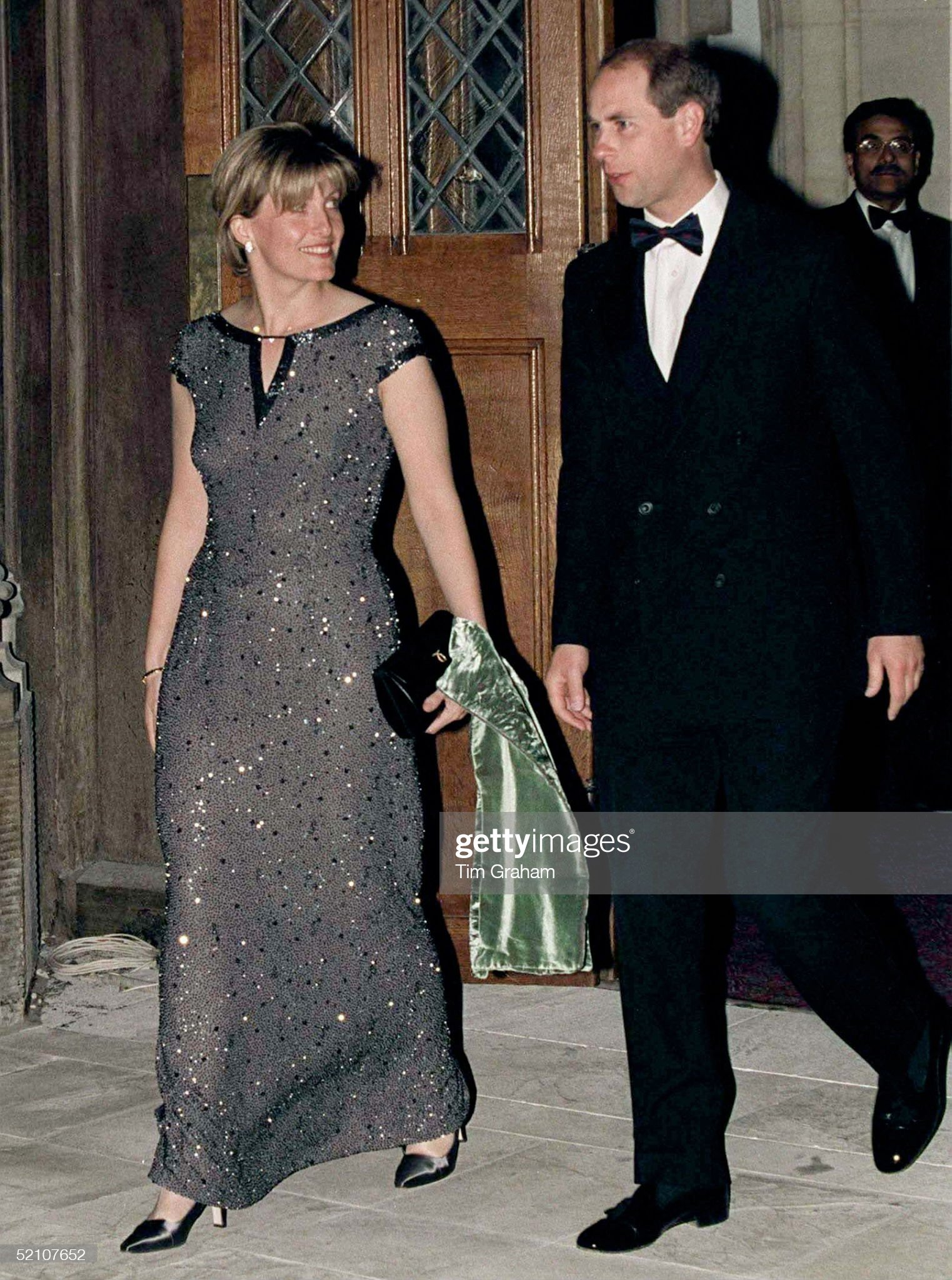 Sophie And Prince Edward Guildhall : News Photo
