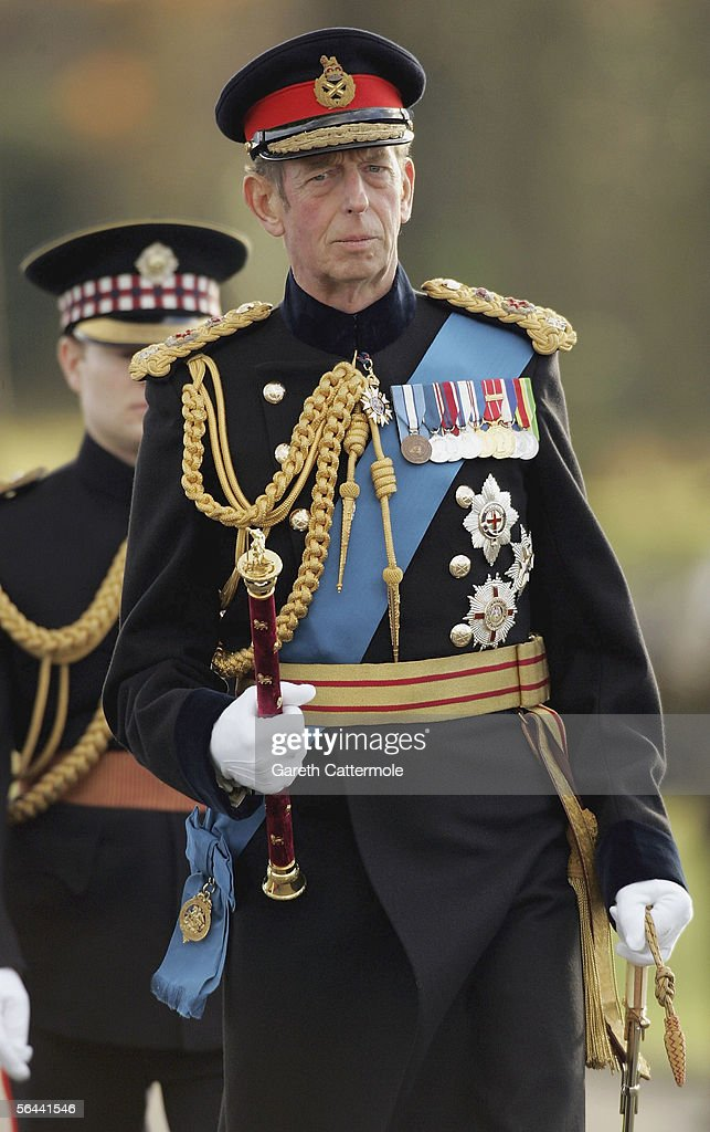 Prince Harry's First Sandhurst Sovereign's Parade : News Photo