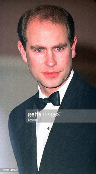Prince Edward Earl of Wessex 1993