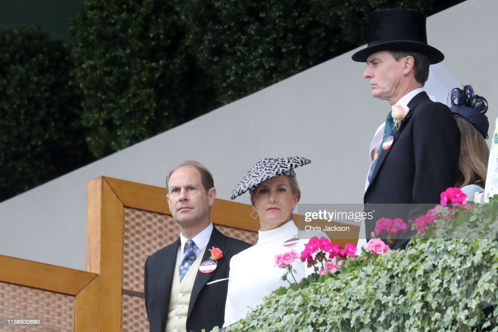 Royal Ascot 2019 - Day Two : News Photo
