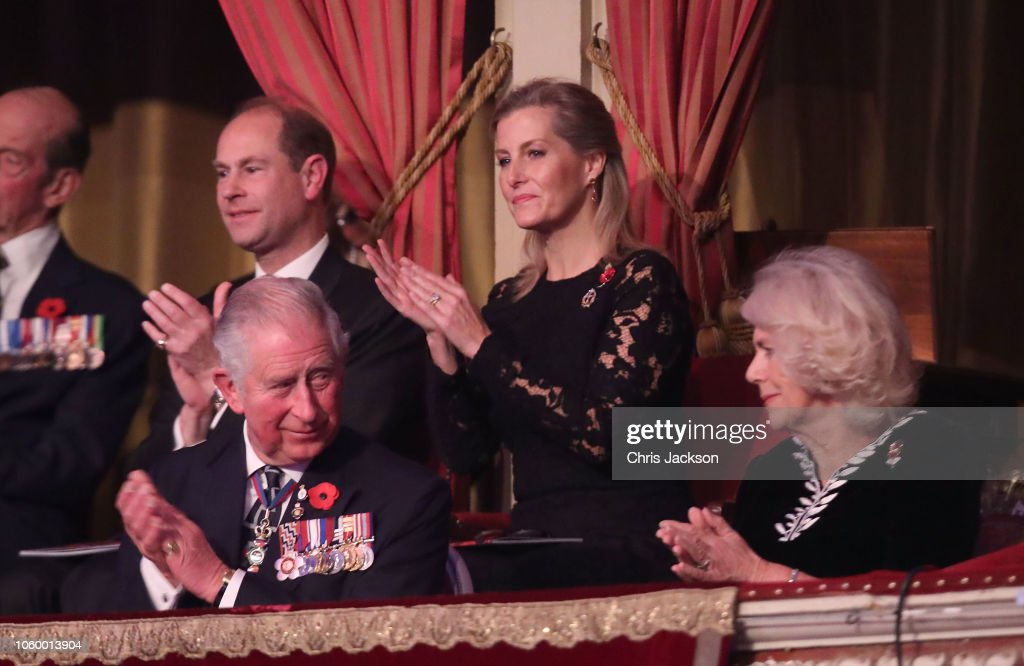 CASA REAL BRITÁNICA - Página 79 Prince-edward-earl-of-wessex-sophie-countess-of-wessex-prince-charles-picture-id1060013904