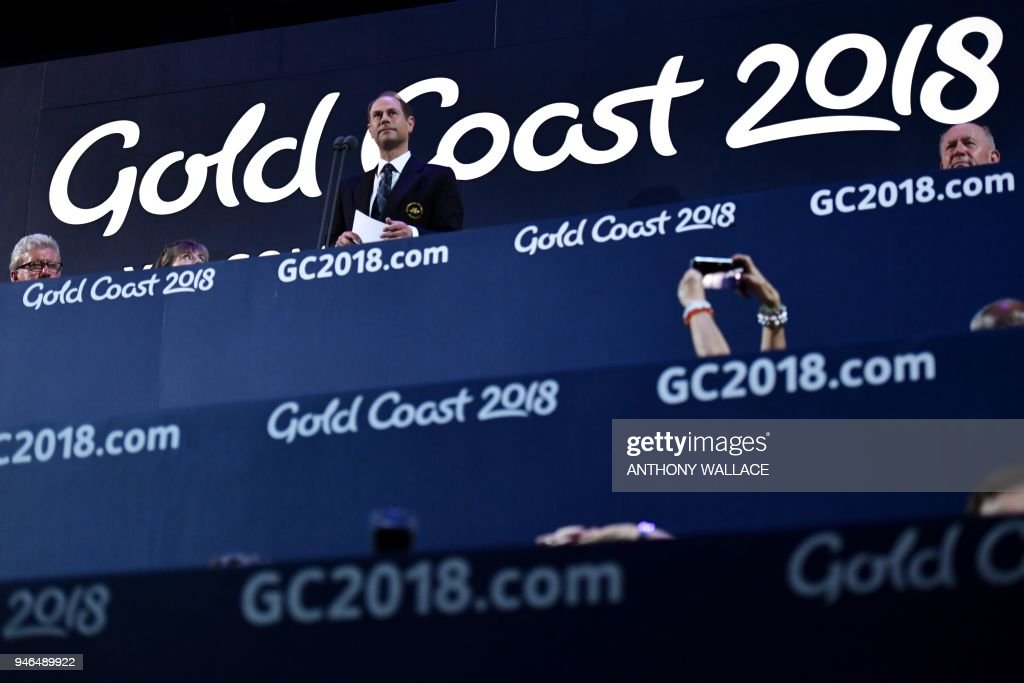 CGAMES-2018-GOLD COAST-CLOSING : News Photo