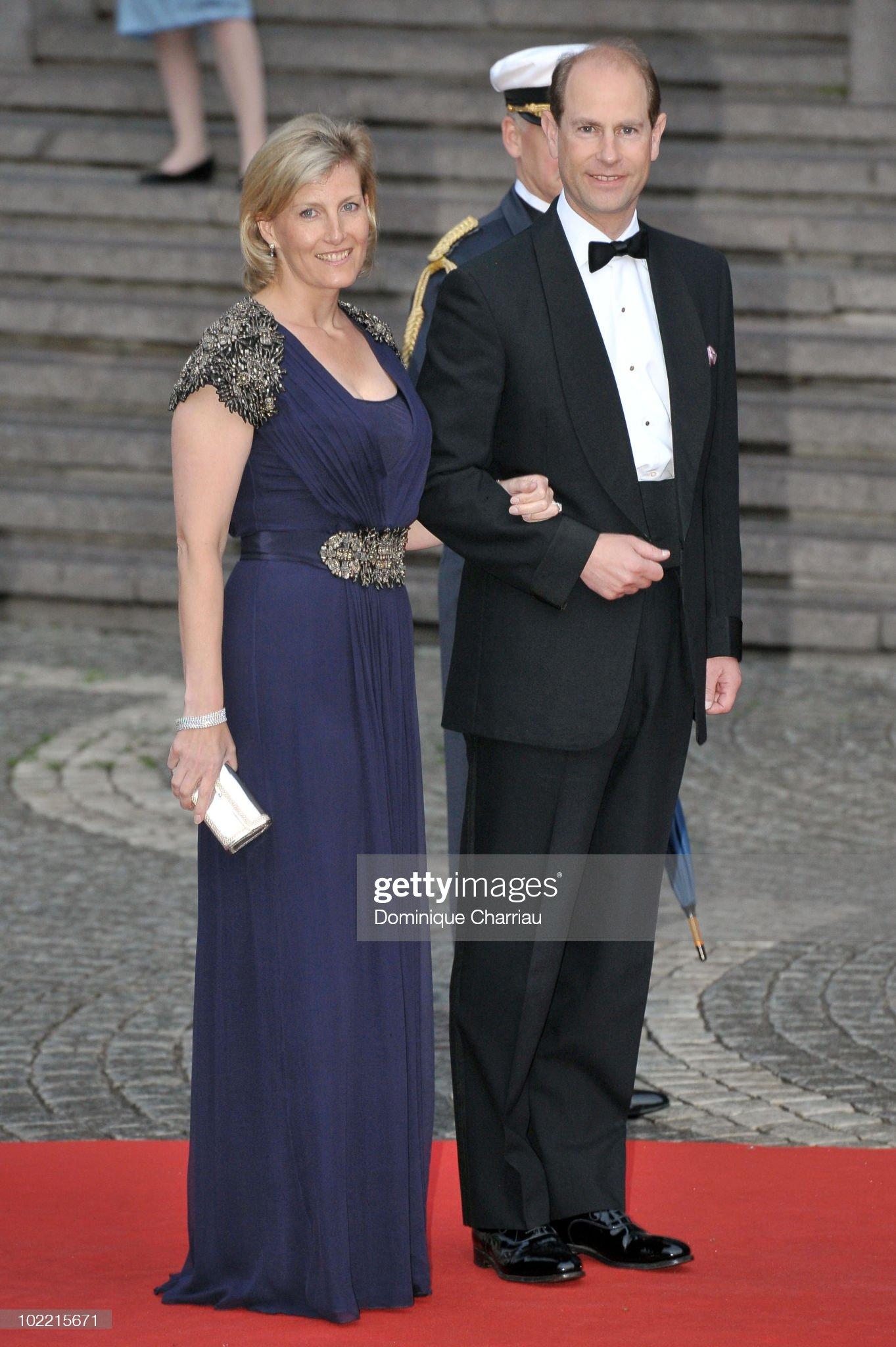 Crown Princess Victoria And Daniel Westling Wedding - Gala Performance - Arrivals : News Photo