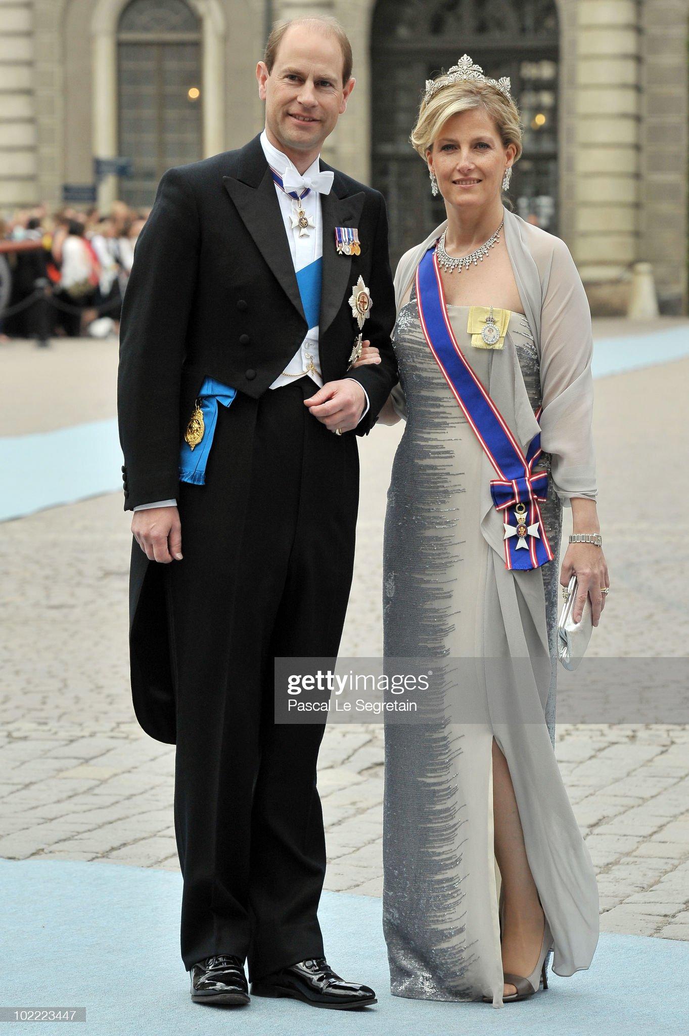 Wedding Of Swedish Crown Princess Victoria & Daniel Westling: Arrivals : News Photo