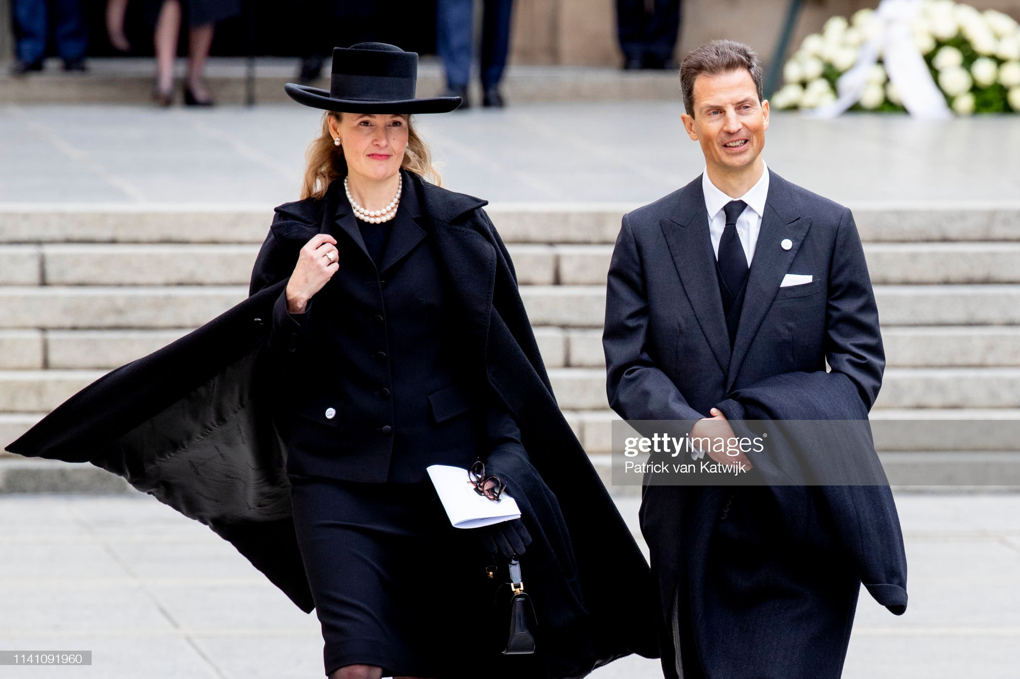 Похороны Великого Герцога Жана https://media.gettyimages.com/photos/prince-elois-of-liechtenstein-and-princess-sophie-of-liechtenstein-of-picture-id1141091960?s=2048x2048