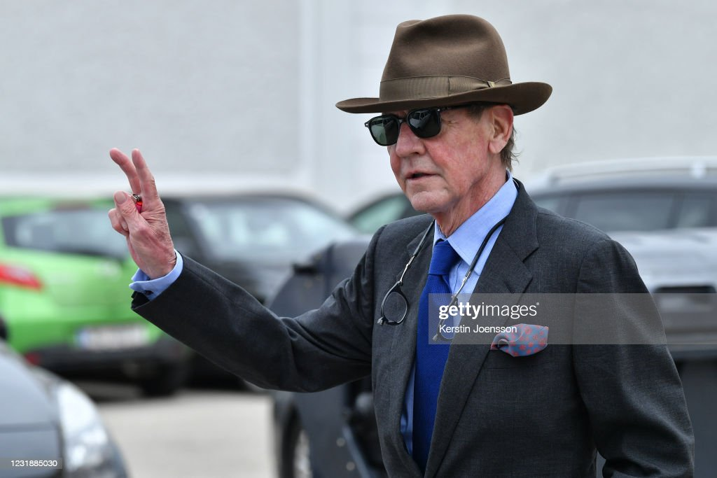German Prince Ernst August Of Hannover Faces Trial In Wels : News Photo