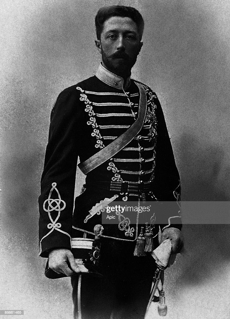 Prince Eugen of Sweden and Norway (1865-1947) son of the king de Suede Oskar II of the royal family of Sweden and the Bernadotte house, photographied between 1885 and 1900, extracted the collection Felix Potin, 500 contemporary celebrities, sovereign for