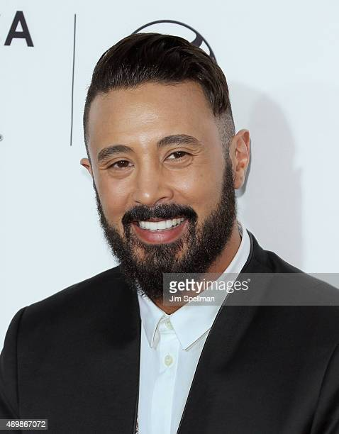 Prince Fahad Al Saud attends the world premiere of Live From New York during the 2015 Tribeca Film Festival at The Beacon Theatre on April 15 2015 in...