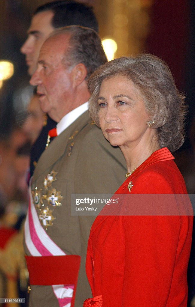 "Spanish Royals Attend the Traditional ""Pascua Militar"""