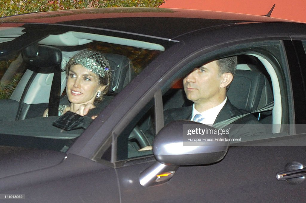 Alvaro Fuster and Beatriz Mira's Wedding In Malaga : News Photo