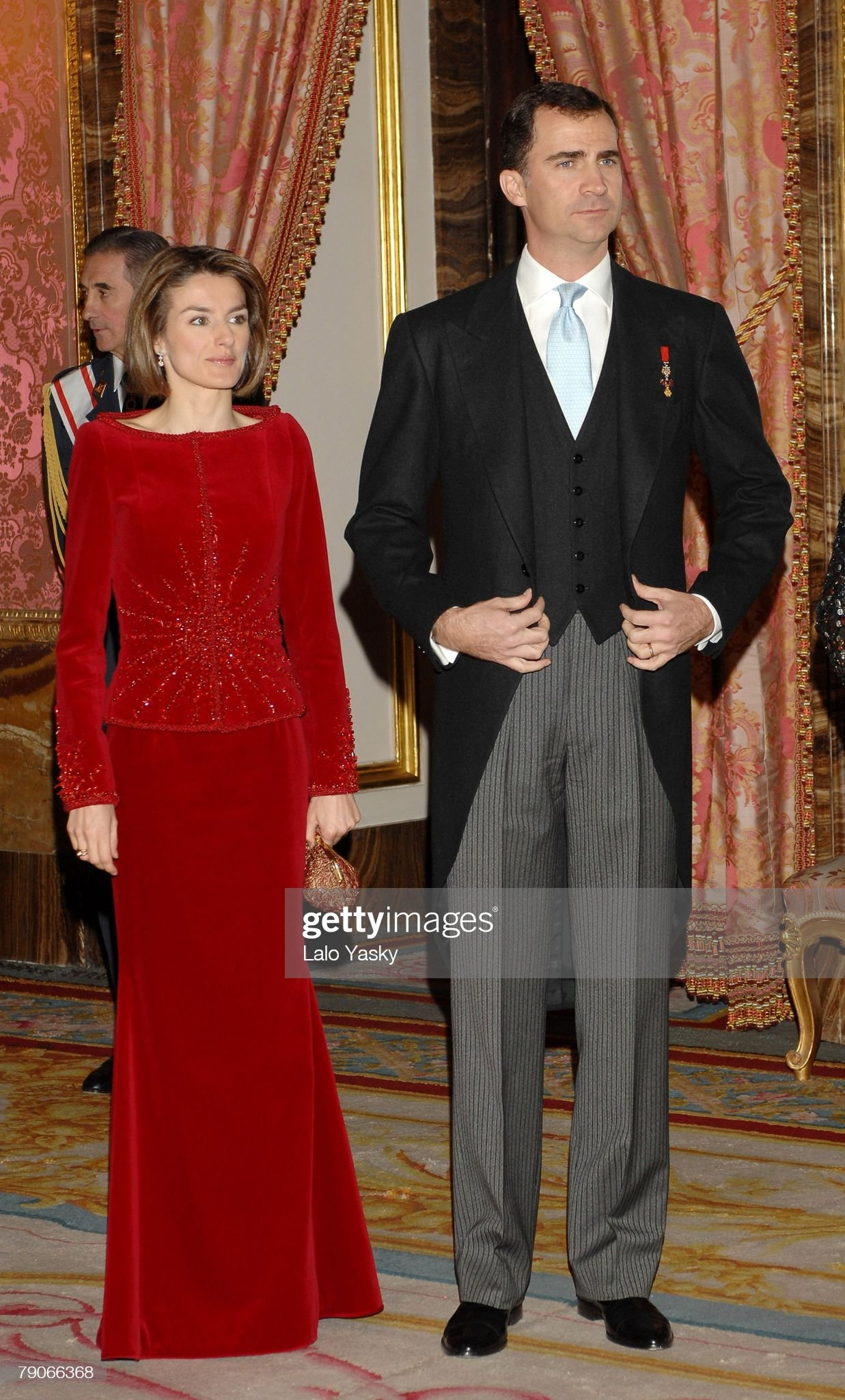 Spanish Royals Hosts The Annual Foriegn Ambassadors Reception : News Photo