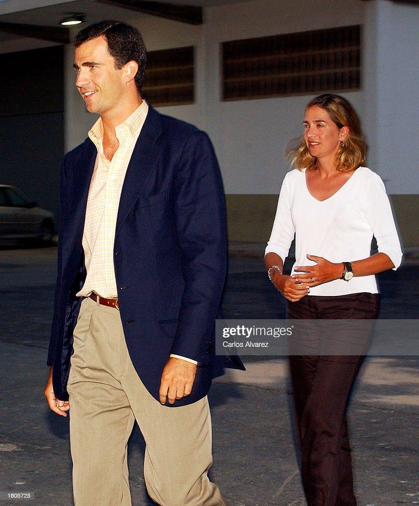 Spanish Royals In Mallorca, Spain : News Photo