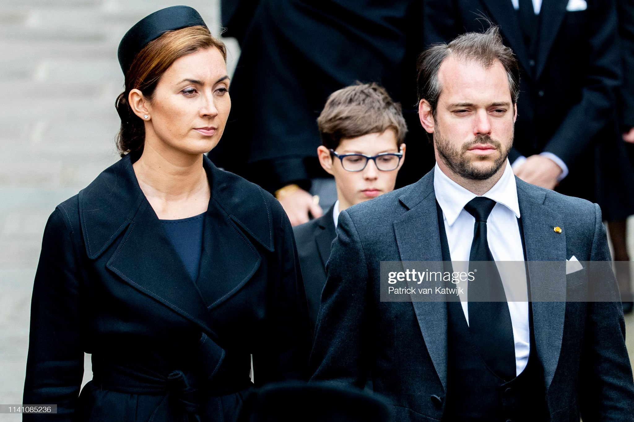 Похороны Великого Герцога Жана https://media.gettyimages.com/photos/prince-felix-of-luxembourg-and-princess-claire-of-luxembourg-attend-picture-id1141085236?s=2048x2048