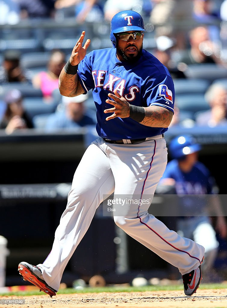 Texas Rangers v New York Yankees : ニュース写真