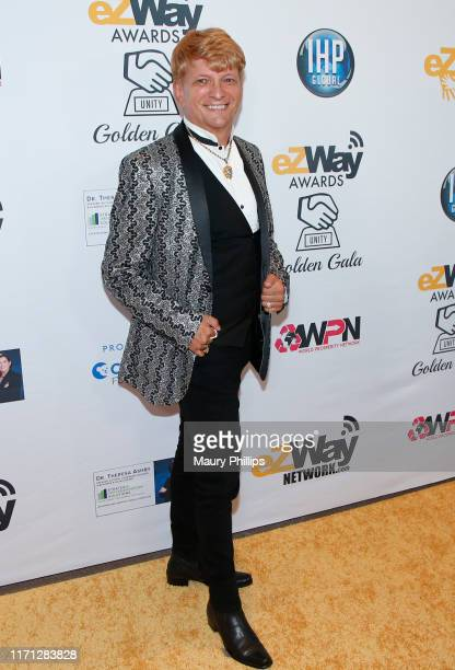Prince Fleet attends the eZWay Awards Golden Gala at Center Club Orange County on August 30 2019 in Costa Mesa California