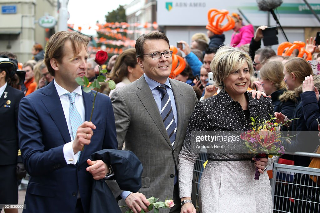 Dutch Royal Family Attend King's Day : News Photo