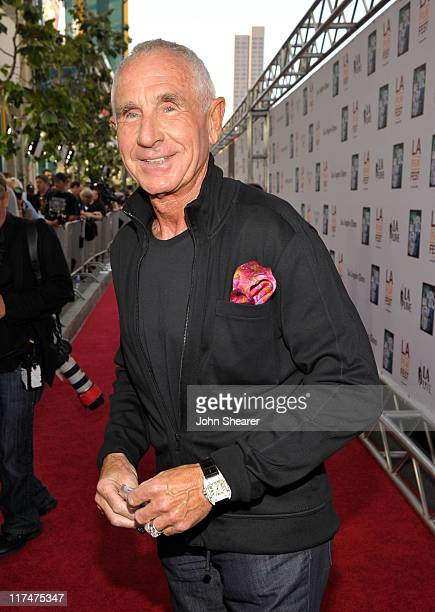 Prince Frederic von Anhalt arrives at the Don't Be Afraid of The Dark Closing Night Gala screening during the 2011 Los Angeles Film Festival held at...