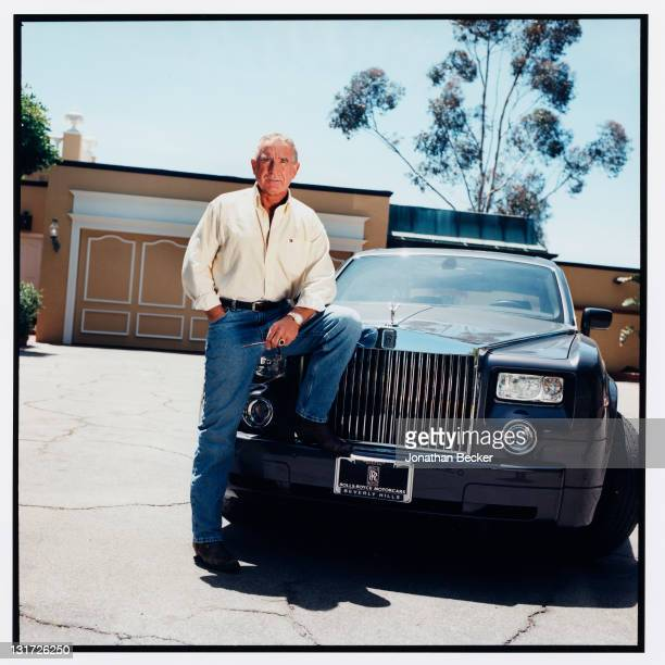 Prince Frederic von Anhalt is photographed at home for Vanity Fair Magazine on May 5, 2007 in Bel Air, California.